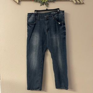 Izod - straight leg jeans 36x30